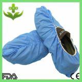 PPの非編まれた滑り止めの靴は使い捨て可能覆う