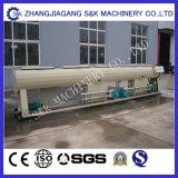 Ligne de expulsion de double pipe de PVC (PVC (16-63))