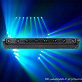 8PC 10W CREE RGBW LED bewegliches Hauptträger-Stab-Licht
