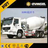 6X4 mini camion de mélangeur concret de 6 mètres cubes