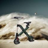 Bonne qualité pour le vélo électrique pliable d'alliage d'aluminium de 8 pouces