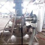 Le PE de pp a écrasé des éclailles réutilisant la machine de pelletisation avec le gavage