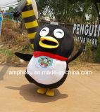 ペンギンの動物の漫画の衣裳