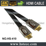 Câble plat de HDMI 50 pieds d'AM à l'AM