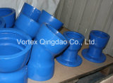 ISO2531 fonte ductile de raccords de tuyauterie