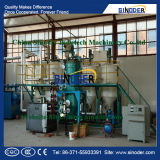 100tpd Sunflower Oil Refinery Plant 및 Palm Oil Refining Machine 및 Edible Oil Refining Plant