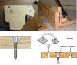 Noix de T pour la construction, meubles