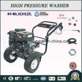 14HPコーラーのガソリン機関3600psiの専門の高圧洗濯機(HPW-QP1400KRE)