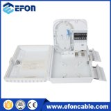 PLC 쪼개는 도구를 가진 광섬유 Disturition 상자 1*8 끝 상자