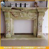 Крытый естественный Surround каменного камина