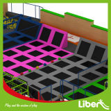 Indoor Teenager Trampoline Park Games Équipement pour Gym Sports