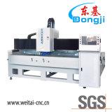 Horizontale CNC-3-Axis Glasrand-Maschine für geformtes Glas
