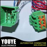 Câble sonore de harnais de fil d'A.W.G. d'autoradio