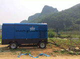 Atlas Copco Liutech 1250cfm Compressor van de Lucht van de Schroef 25bar voor Mijnbouw