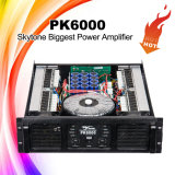 Amplificador de mezcla de la generación de eco estérea de Skytone Pk6000 SMPS Digitaces