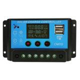 Zonne Controller LCD Display 12V/24V PWM