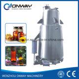 Extractor arriba eficiente del aceite esencial de la máquina de la destilación del aceite esencial de Tq