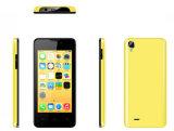 """barre duelle Smartphone de Quarte-Faisceau de Mtk de 4 """" 3G cartes SIM de l'androïde 5.1"""
