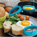 Eco-Friendly яичко силикона качества еды жаря кольцо