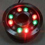 27W DMX Control Haute qualité RGB Ring Fountain Light