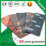 Telhas de telhado revestidas da pedra da amostra livre da fábrica de Guangzhou