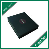Caja de regalo de gama alta del papel del molde del libro