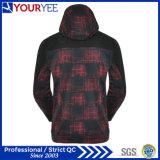 Capa fresca de la chaqueta del aire libre de la chaqueta impermeable comprable de Softshell (YRK113)