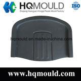 Modelagem por injeção oficial plástica de descanso de parte traseira de assento