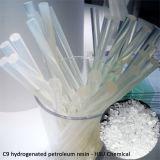 Resina hidrogenada C5 C9 del hidrocarburo para los pegamentos
