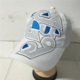 Выдвиженческая построенная бейсбольная кепка вышивки