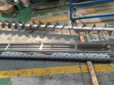 Auotomatic Productline粉の出力のための螺線形ねじコンベヤー
