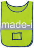 Crianças Safety Vest com High Reflective Grade Tc Fabric