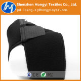 Utilização médica elástica do gancho & do laço de Velcro do fio ajustável