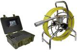 Macchina fotografica del CCTV per il sistema di ispezione della parete e del tubo con l'indicatore di posizione