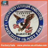 Embroidery Applique Patchesの工場Directly Wholesale Highquality Custom Souvenir Eagle Iron