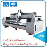 Máquina do vidro do CNC