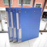 A4 Omslag van het Dossier van het Bindmiddel van de Ring van het Document van de Spaanplaat van /FC de Duurzame (de plastic dekking van het boek)