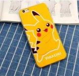 Pokemon de venda quente vai alta qualidade dos desenhos animados para a caixa do telefone móvel TPU