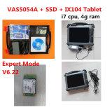 2016 самый новый USB VAS5054 VAS 5054A Bluetooth обломока Odis V6.22 VAS5054A Oki полный установленная таблетка Xplore IX104 (I7, 4G)