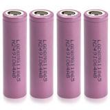 Authentisches Fahrwerk Mg1 (2900mAh/10A) 18650 nachladbare Batterien für ECig