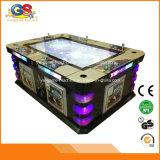 Máquina de juego de rey Video Electronic Slot del océano del cazador de los pescados