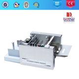 Máquina de impressão do código do rolo de tinta do sólido da máquina de impressão da etiqueta para o papel, cartão