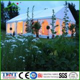 屋外のClear WindowsおよびPVC Roof Party Marquee Tent