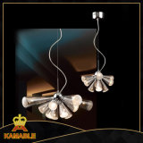 Гостиницы крома высокого качества светильники самомоднейшей Polished привесные (P2237-9)