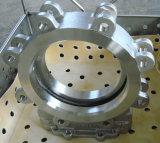 蝶弁の部品の金属製造