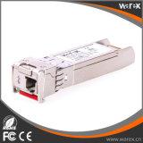 модуль Tx 1330nm Rx 1270nm симплексный LC приемопередатчика 10G SFP+ BIDI