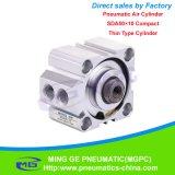 Tipo sottile compatto cilindro pneumatico (SDA 50*25, SDA 50*10, SDA 100*30)
