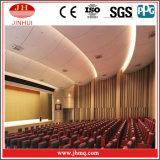 Matériau décoratif hyperbolique d'alliage en aluminium de profil (JH204)