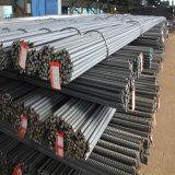 Barra deformada de reforço laminada a alta temperatura do fabricante de China Tangshan (rebar 16mm)