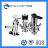 Buon Quality Stainless Steel Sampling Valve per Yoghourt